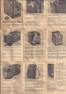 Manuals-Agfa-Synchro-Box
